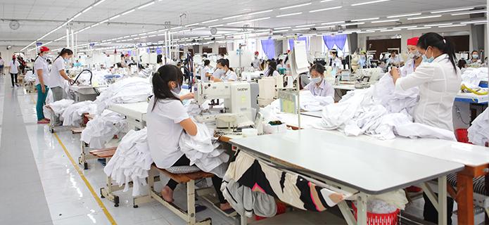 Doanh nghiệp sản xuất thường trả lương công nhân theo sản lượng làm ra - BPO Solution cho biết